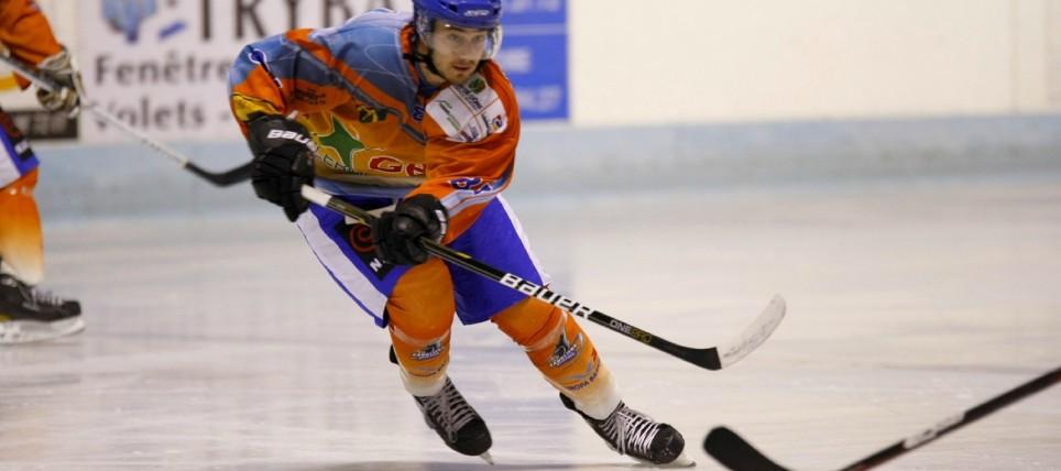 Le hockey sur glace, un sport avec un côté « spectaculaire »