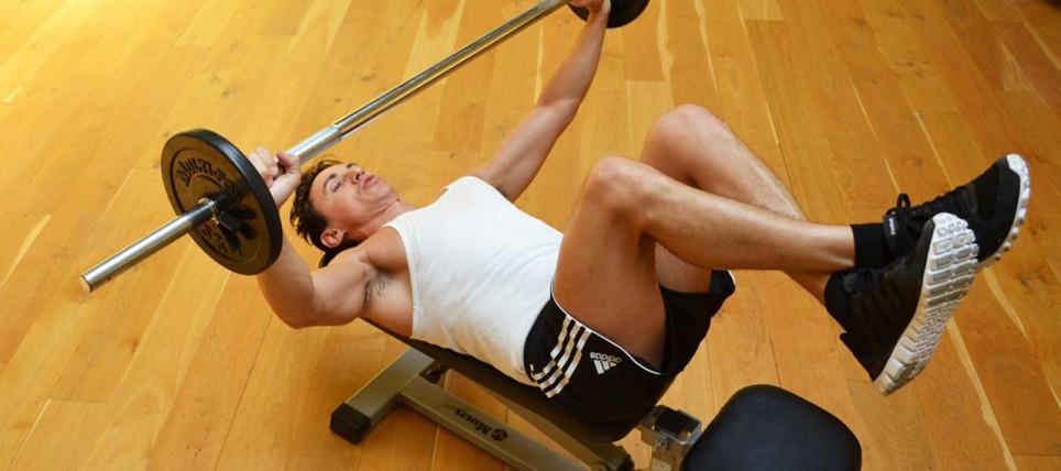 La musculation pour entretenir sa forme