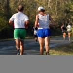 épreuve de marathon sur route